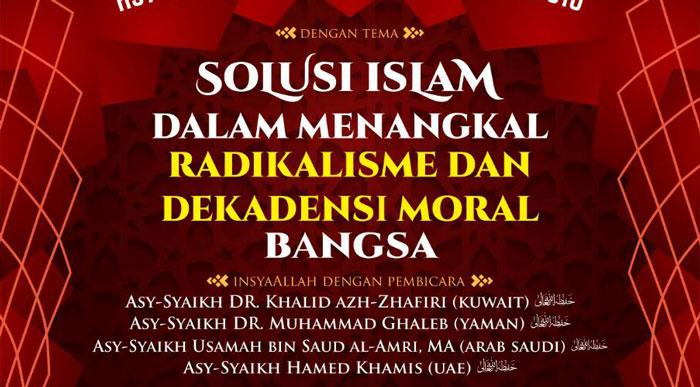 """TA'AWUN DANA KAJIAN ISLAM ILMIYAH """"ASY-SYARI'AH"""" ke-13"""